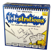 The Original Telestrations Party Game