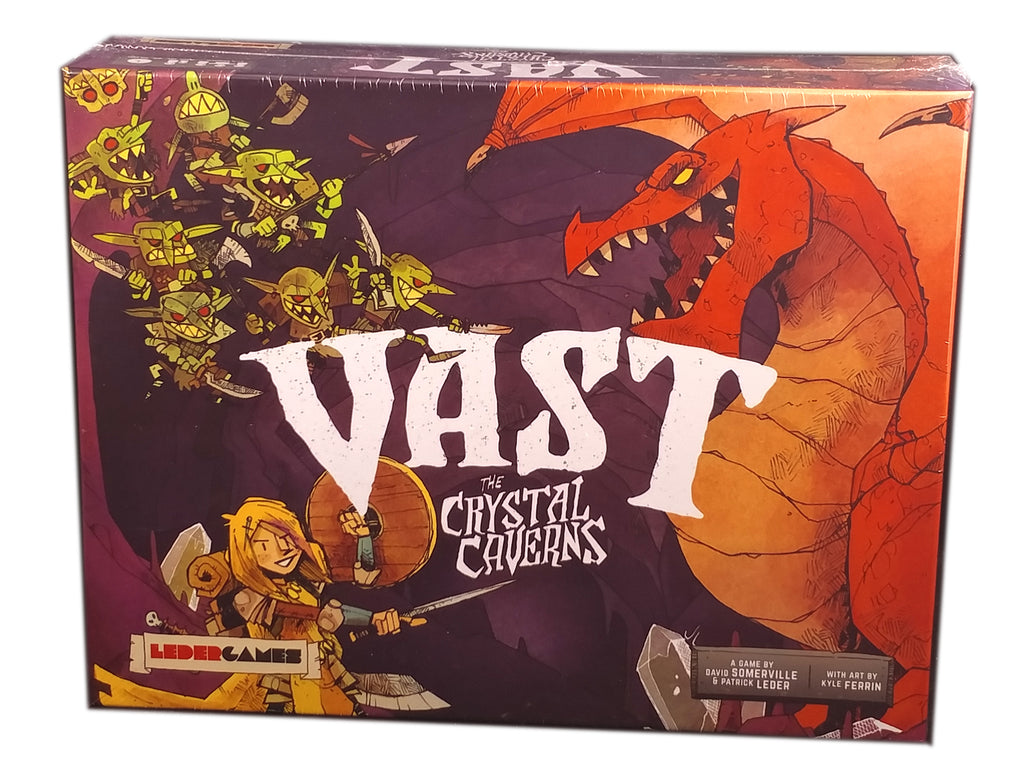Vast The Crystal Caverns Base Game