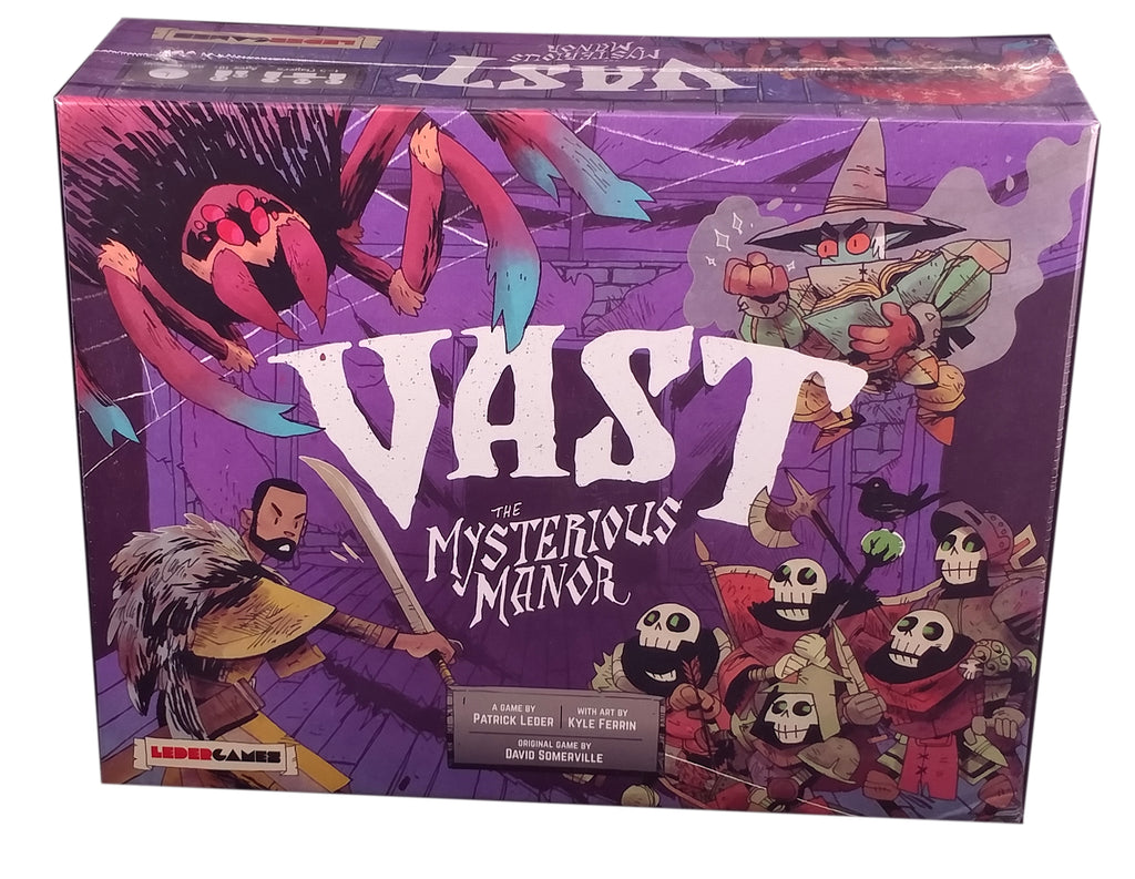 Vast The Mysterious Manor Stand-Alone