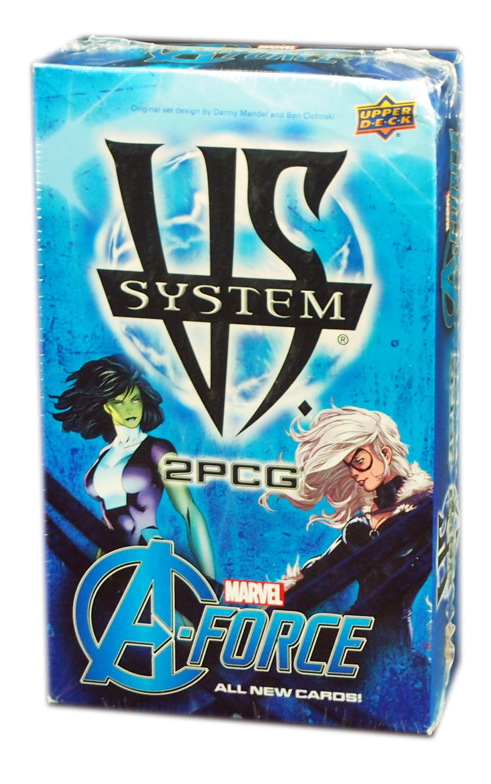VS System 2PCG, Marvel A-FORCE