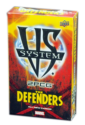 VS System 2PCG, Marvel The Defenders