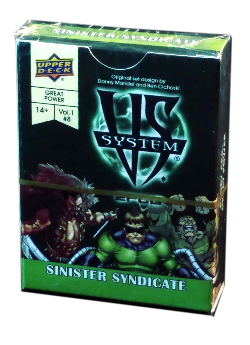 VS System, Sinister Syndicate Expansion