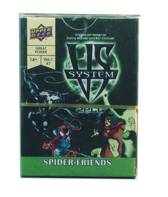 VS System 2PCG, Spider Friends