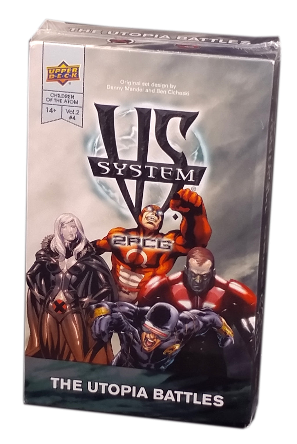 VS System 2PCG, Marvel the Utopia Battles