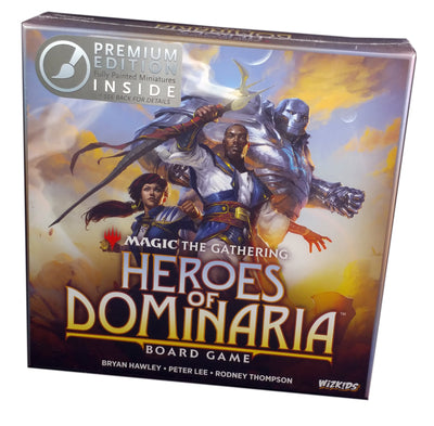 Magic The Gathering, Heroes Of Dominaria Premium Edition