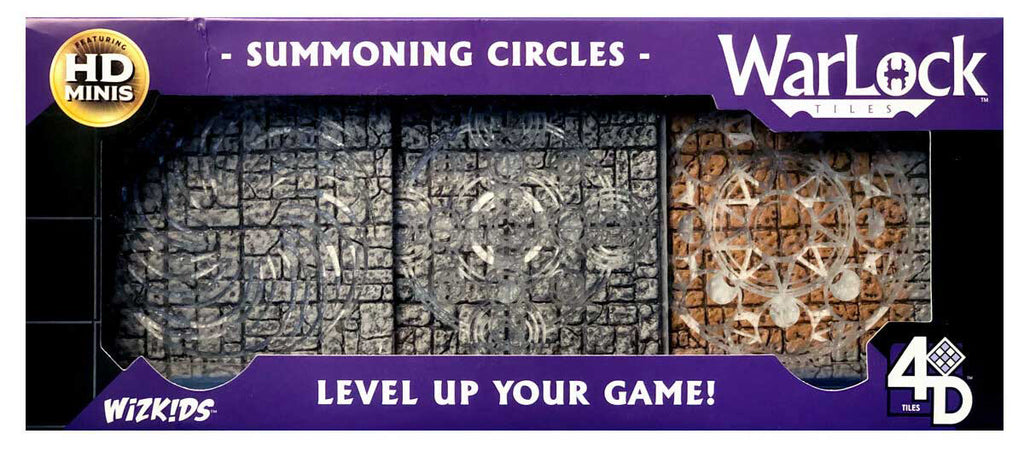 Warlock Tiles Summoning Circle