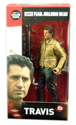 "Fear The Walking Dead Color Tops #3, 7"" figure, Travis Manawa"