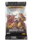 Warhammer TCG, Champions single booster Pack