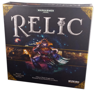 Warhammer 40k Relic Board Game, Standard Edition
