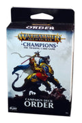 Warhammer TCG, Champions, Order Campaign Deck