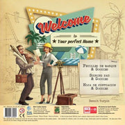 Welcome to You Perfect Home Scoring Pad & Goodies (Multilingual)