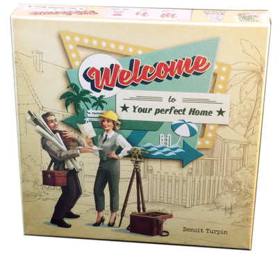 Welcome to Your Perfect Home Board Game (Multilingual)