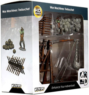 4d Setting War Machines Trebuchet