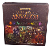 Warhammer The Rise & Fall of Anvalor