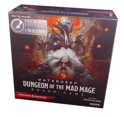 Dungeons & Dragons, Dungeon of the Mad Mage, Premium Edition