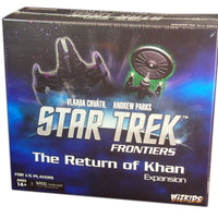 Star Trek Frontiers Return of Khan Expansion