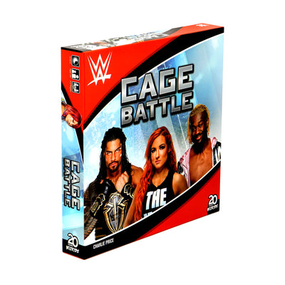 WWE Cage Battle Dice Game