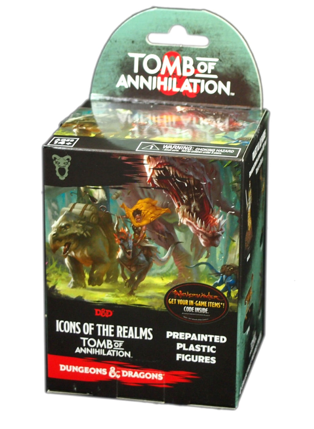 D&D Icons of the Realms Tomb of Annihilation Booster Pack