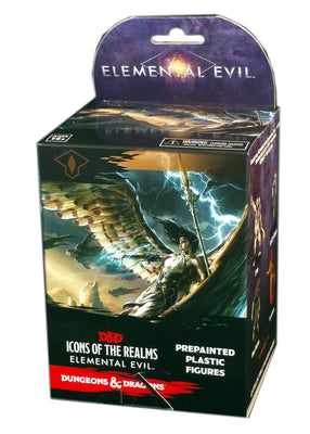 D&D Icons of the Realms Temple of Elemental Evil Booster Pack