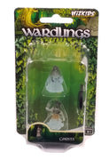 Wardlings Ghosts Male & Female Figure