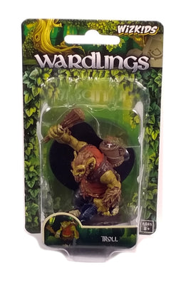 Wardlings Troll Figure