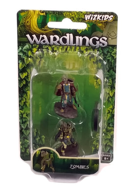 Wardlings Zombies Male & Female Figure