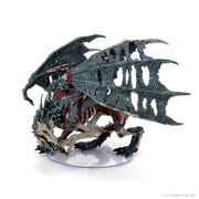 D&D Icons of the Realms Boneyard Adult Green Dracolich Premium set