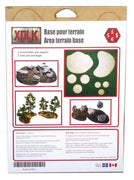 Area Terrain Base, 2 sets Package