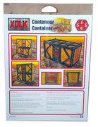 Container Kit 28 mm Scale Wargaming Scenery