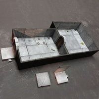 Dugeon Small Room, 28 mm Scale