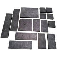 Dungeon Slabs Expansion, 28 mm Scale Roleplaying game Scenery Kit