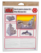 Urban Warzone Kit A 28 mm Scale Wargaming Scenery