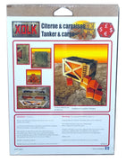 Tanker & Cargo 28 mm Scale Wargaming Scenery