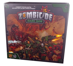 Zombicide Invaders Dark Side Core Game