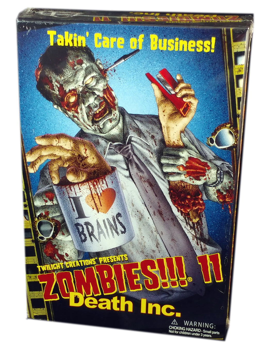 Zombies!!! 11  Death Inc. Standalone or Expansion