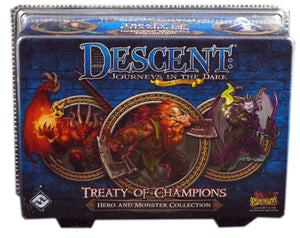 Descent, Treaty of Champions Expansion