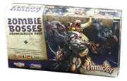 Zombicide: Black Plague Zombie Bosses Abomination  Expansion