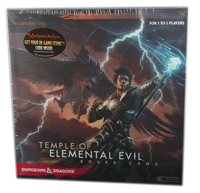 Dungeons & Dragons Board Game, Temple of Elemental Evil