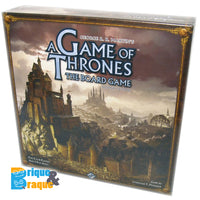 A Game of Thrones, the board Game