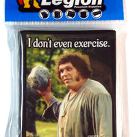 Deck Protector Standard, Princess Bride, Exercise