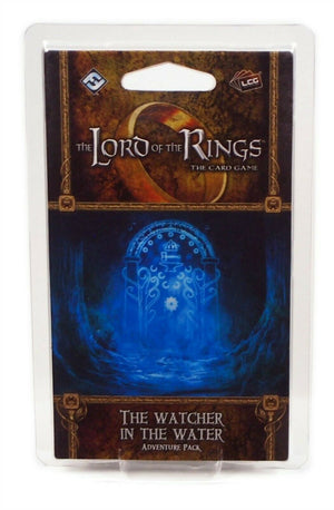 Lord of the Rings LCG, The Watcher In the Water Adventure pack