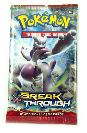 Pokemon XY8, Breakthrough Booster pack