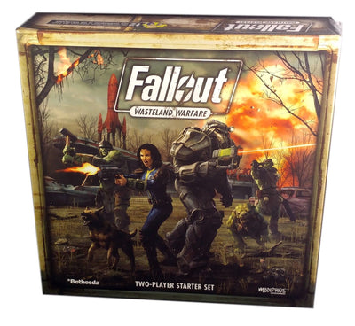 Fallout Wasteland Warfare Two-Player Starter Set