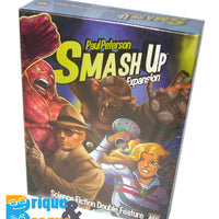 Smash-up : Sci Fi Double Feature