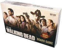 The Walking Dead TV Series Board Game