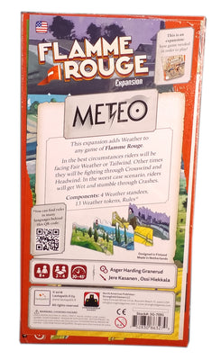 Flamme Rouge, Meteo Expansion