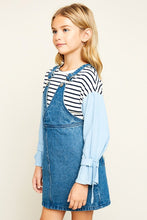 Load image into Gallery viewer, Kids Jean Dress