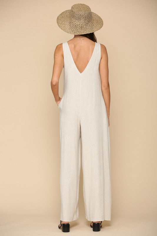 Spring Walk Jumpsuit