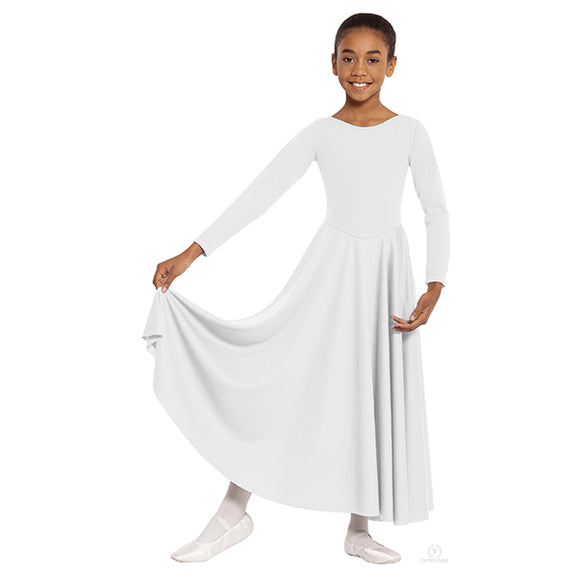 Copy of Eurotard Child Praise Dress style #13524C