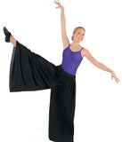 Eurotard Child Palazzo Pants style #13696C